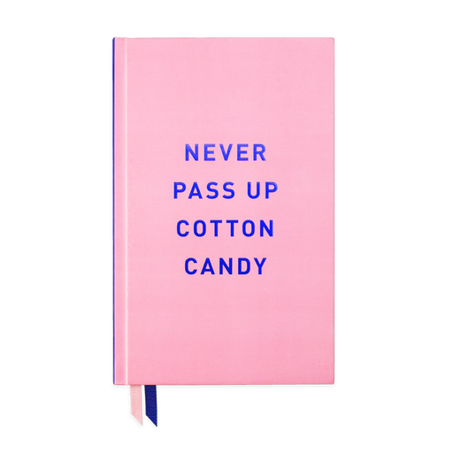 2020 17M POP HARDCOVER COTTON CANDY PLANNER with STICKERS - Hadron Epoch