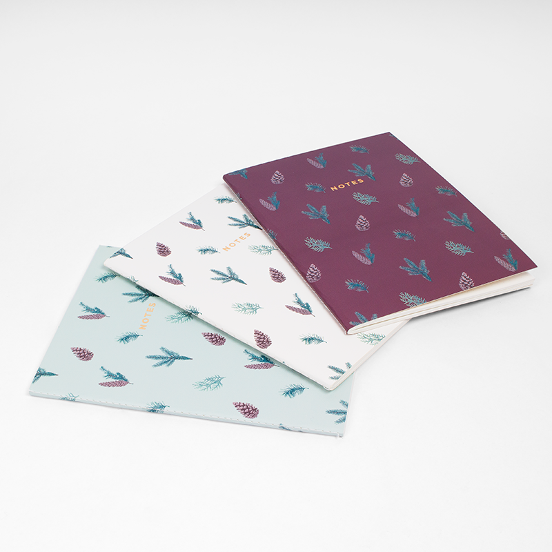DECK THE HALLS NOTEBOOK SET