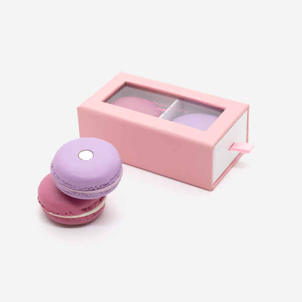 MACARON MAGNETS SET OF TWO - Hadron Epoch
