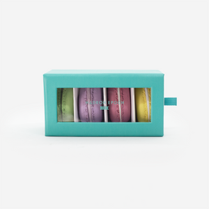 MACARON MAGNETS SET OF FOUR ASSORTED COLORS - Hadron Epoch