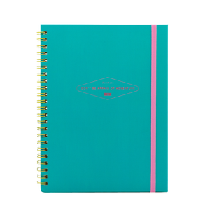 POP SPIRAL NOTEBOOK - DON'T BE AFRAID OF ADVENTURE - Hadron Epoch