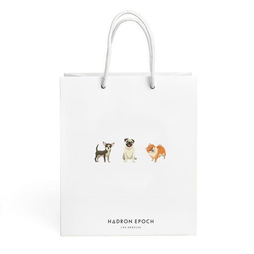 DOGS TRIO GIFT BAG - Hadron Epoch