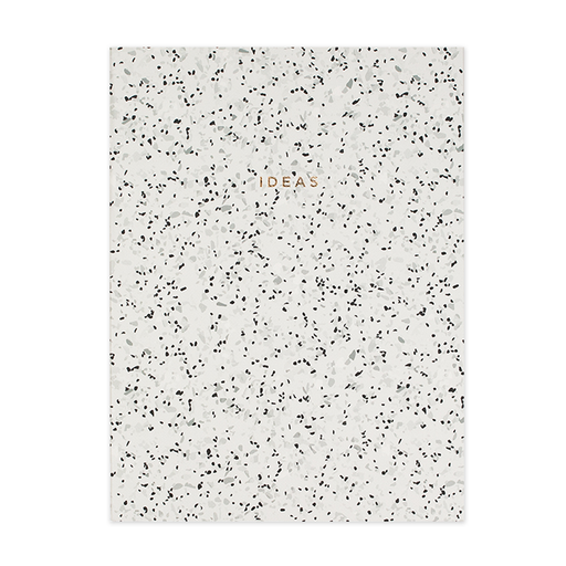 STONE PAPER NOTEBOOK 'CURAVA MIDNIGHT'