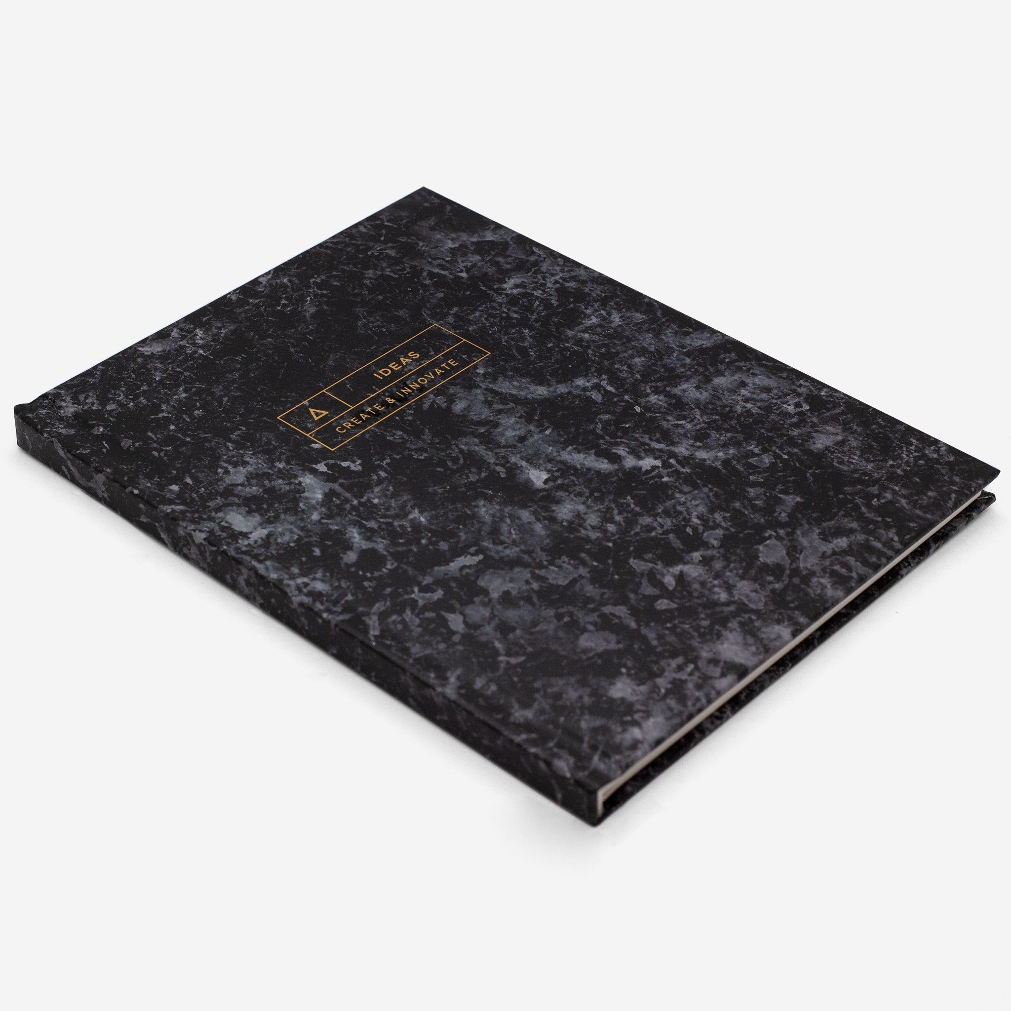 Stone Paper Ideas Notebook Charcoal