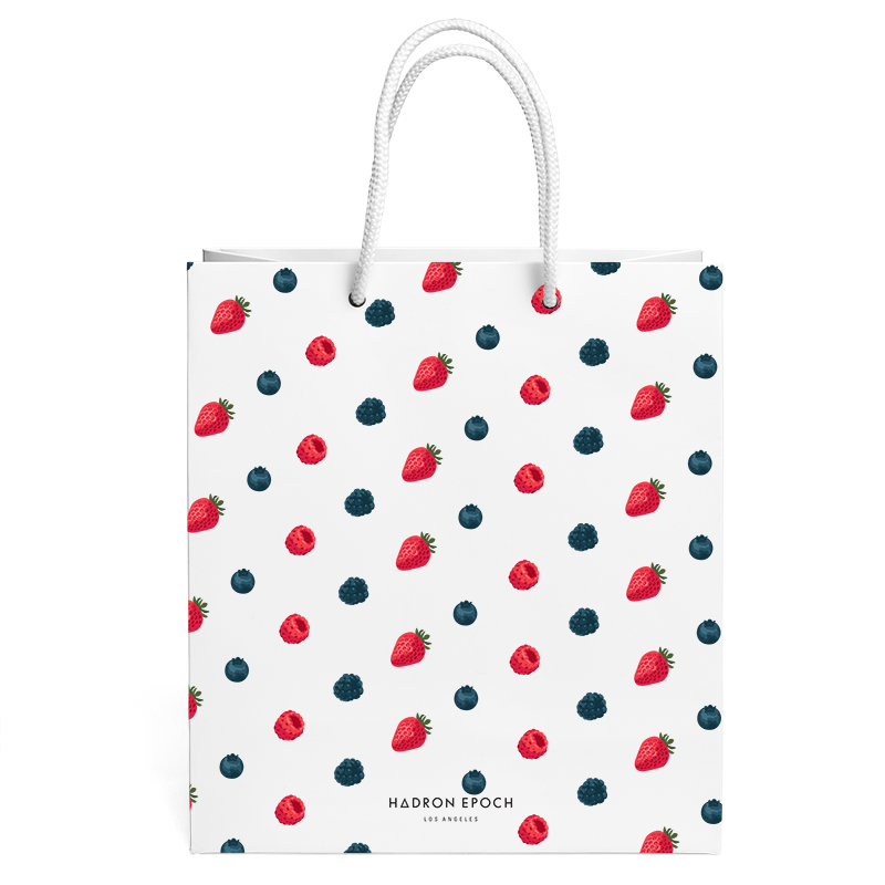 BERRY GIFT BAG