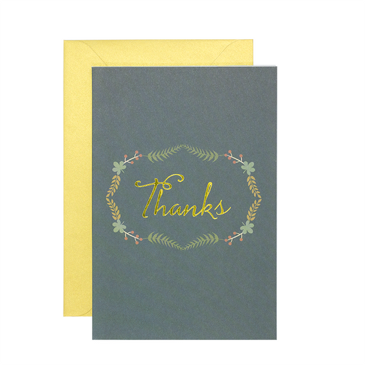 Thanks (Single / Set of 10)