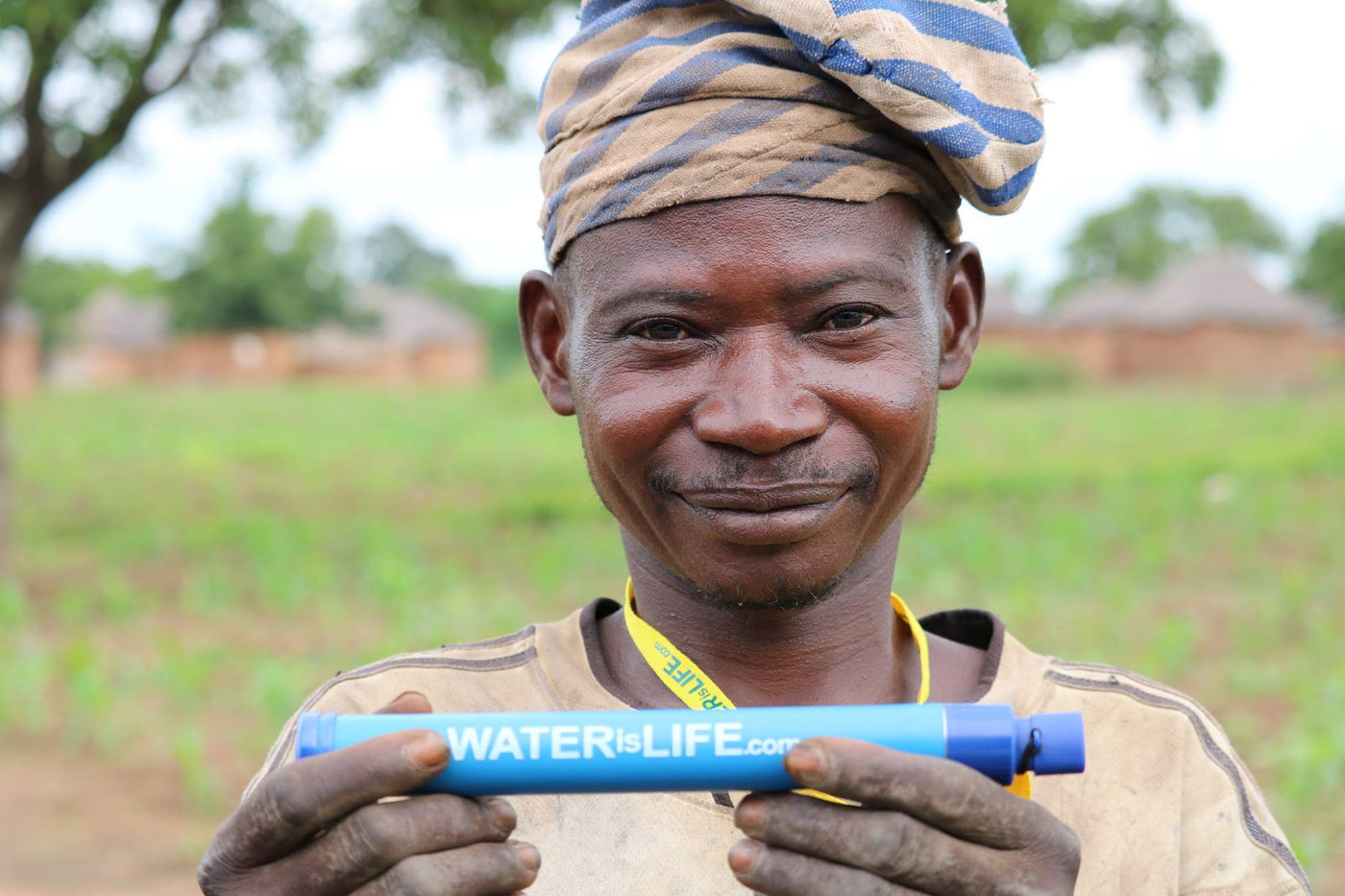 SHINE4WATER: OUR MISSION TO FIGHT THE CLEAN WATER CRISIS