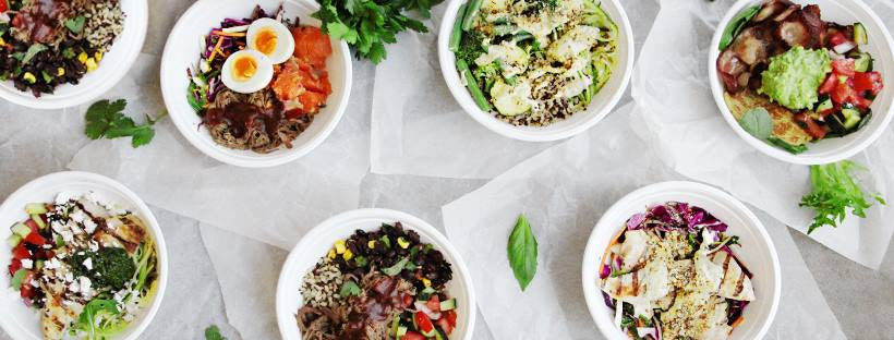 HEALTHY FAST FOOD OUTLETS THAT WON'T BREAK THE BANK