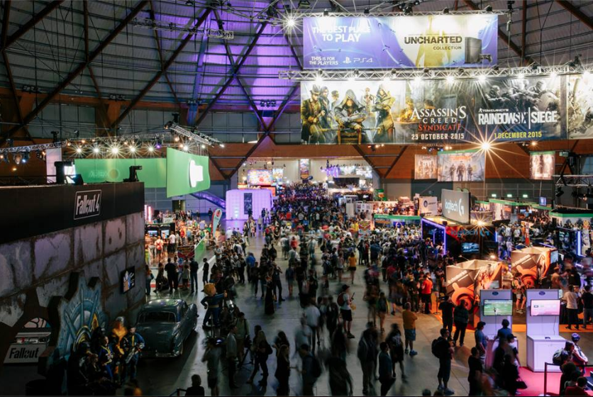 YOUR GAMING CONVENTION SURVIVAL GUIDE