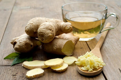 THREE WAYS YOU CAN USE GINGER