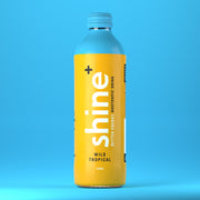 Shine+ Tropical 330ml x 12