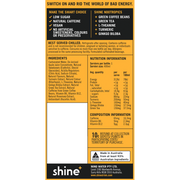 Shine+ Blueberry Lemonade 400ml x12