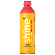 Shine+ Peach Passionfruit 330ml x 12