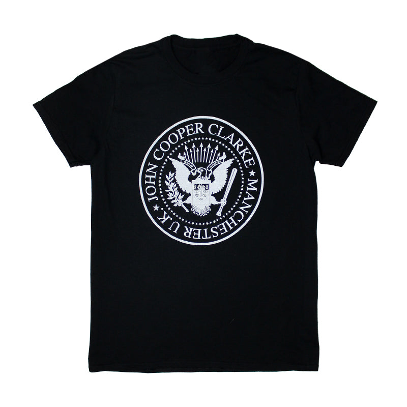 Ramones Inspired Black T-shirt