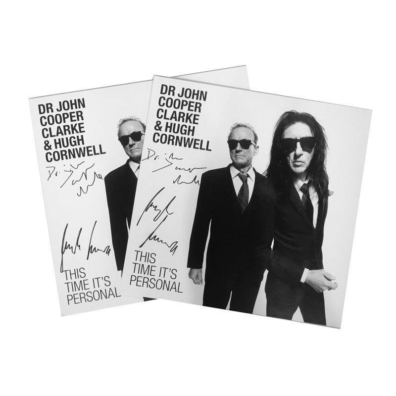 This Time It's Personal (CD) - SIGNED