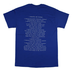 FORD CORTINA BLUE T-SHIRT