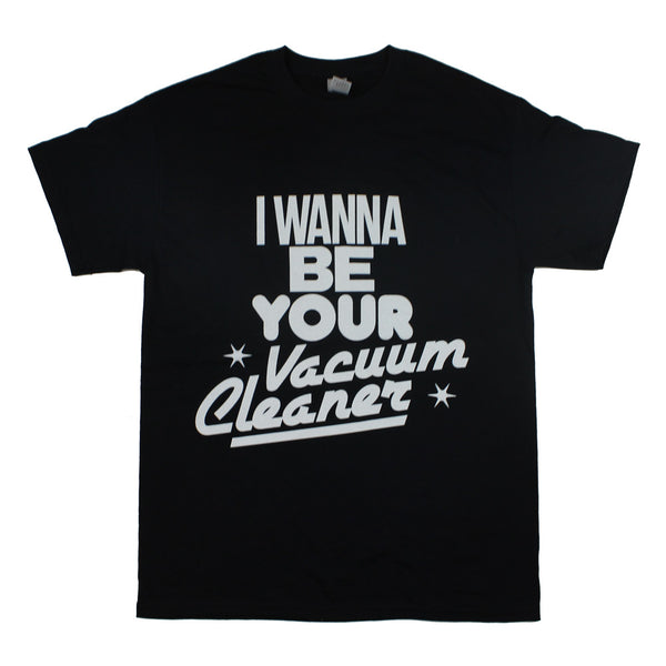VACUUM CLEANER BLACK T-SHIRT