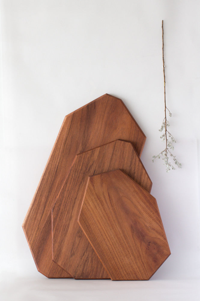 Irregular Wood Board