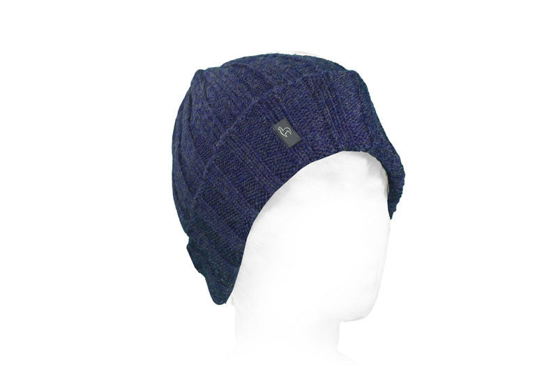 Accordion Hat - Blue