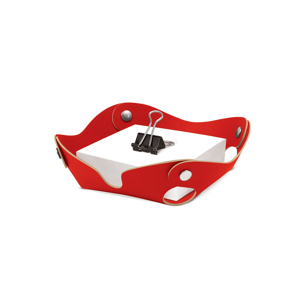 Note Tray Studio - Red