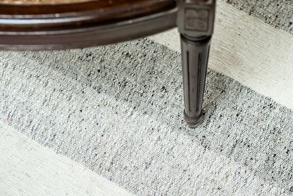 Wool & Cotton Smooth Rug