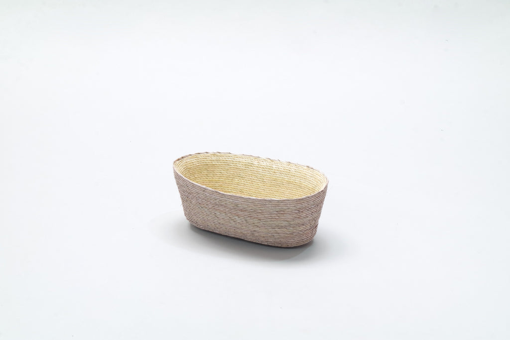 Oval Basket - Sand