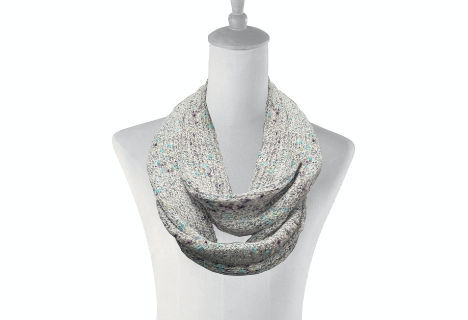 Infinity Cayama Scarves - Speckle