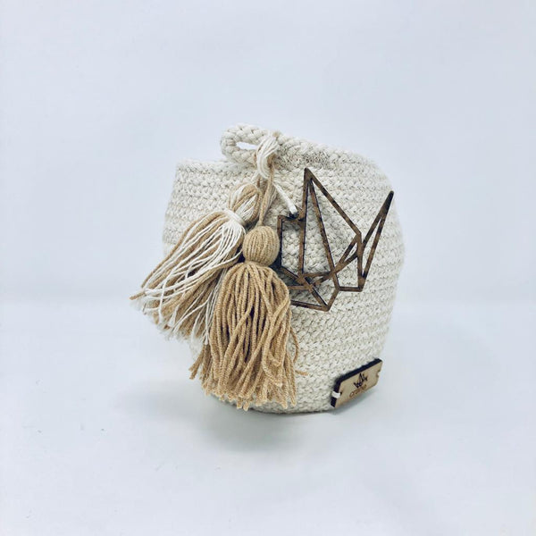 Cotton Container - Natural