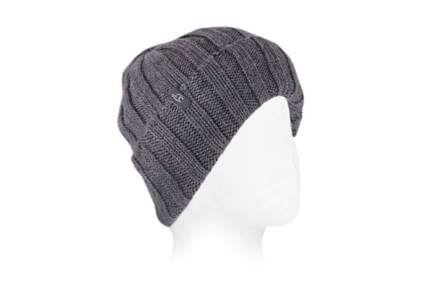 Accordion Hat - Charcoal
