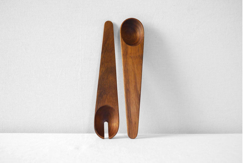 Natural Wood Serving Pieces - Flat