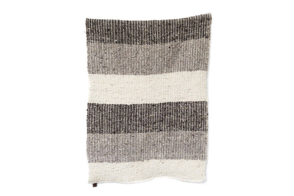 Wool & Cotton Flat Rug
