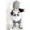 2pc Baby T shirt+Pants Outfit Newborn Sports Suit Clothing Sets