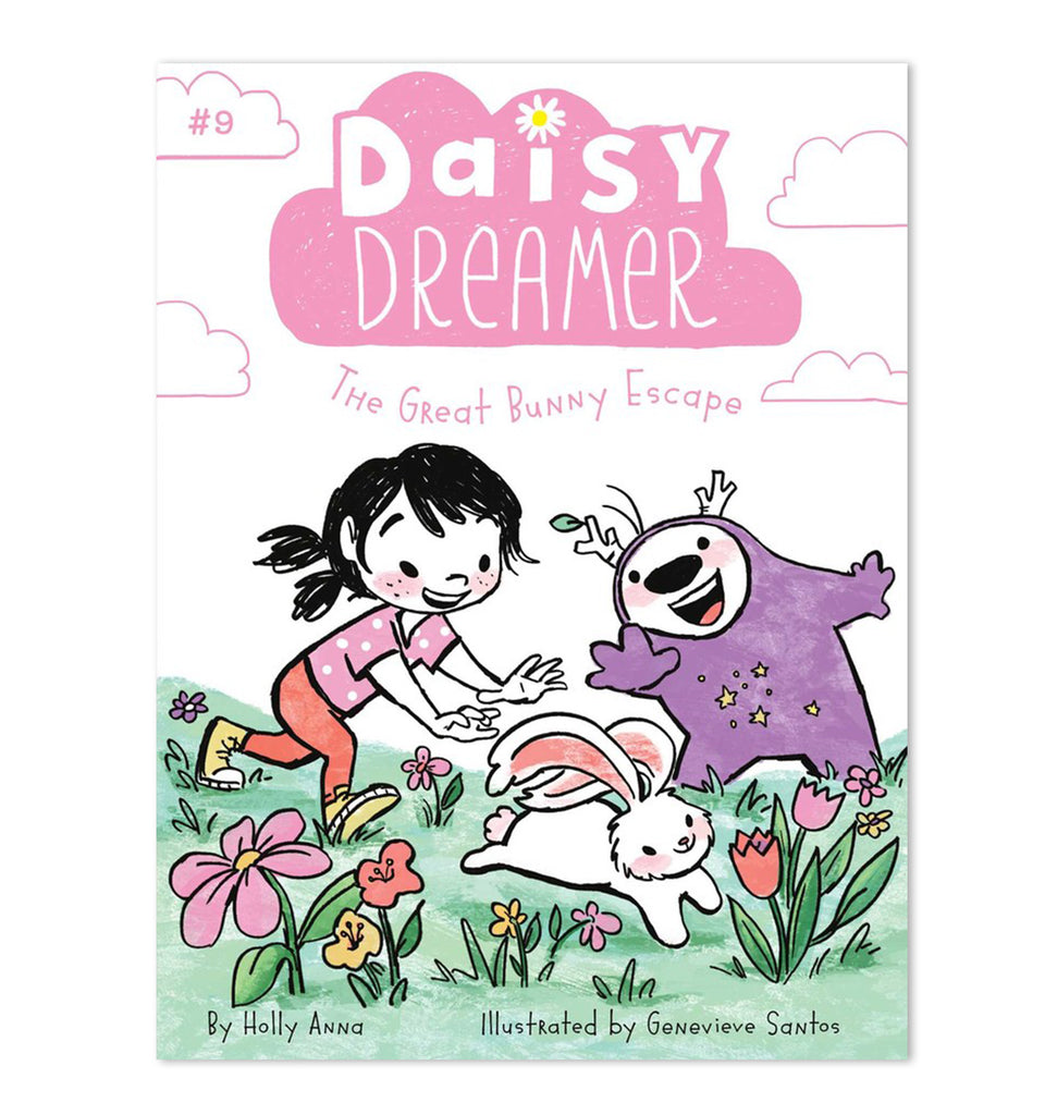 Daisy Dreamer: The Great Bunny Escape (Book #9)