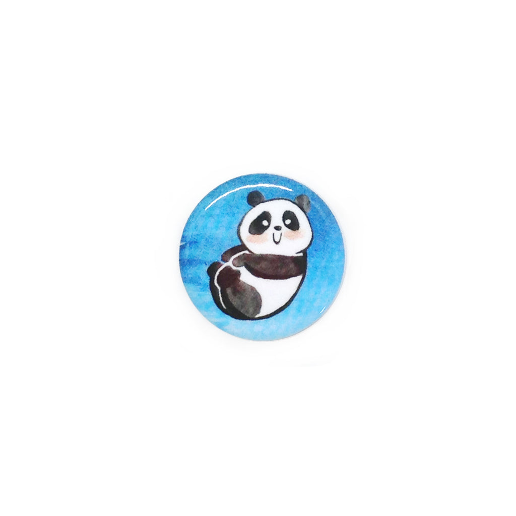 Panda Button/Magnet