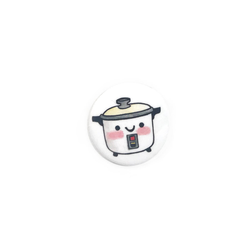 Rice Cooker Button/Magnet