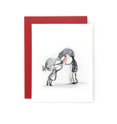 Clink Greeting Card