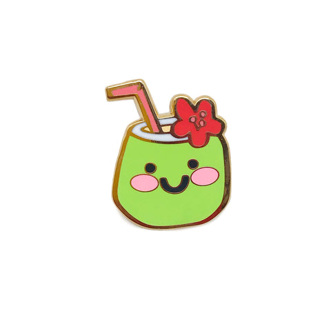 Little Buko Enamel Pin