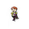 BTS CNS j-hope Enamel Pin