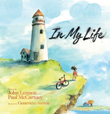 In My Life Book - Signed by Illustrator