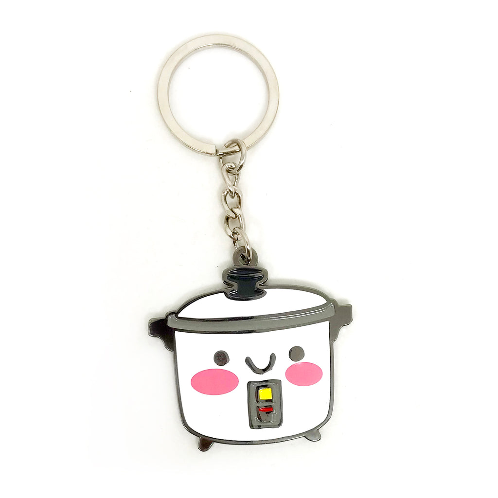 Rice Cooker Keychain