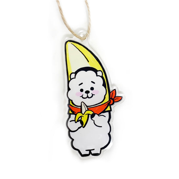 Banana RJ Holiday Ornament