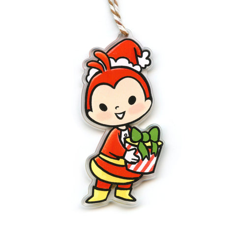 Jollibee Holiday Ornament