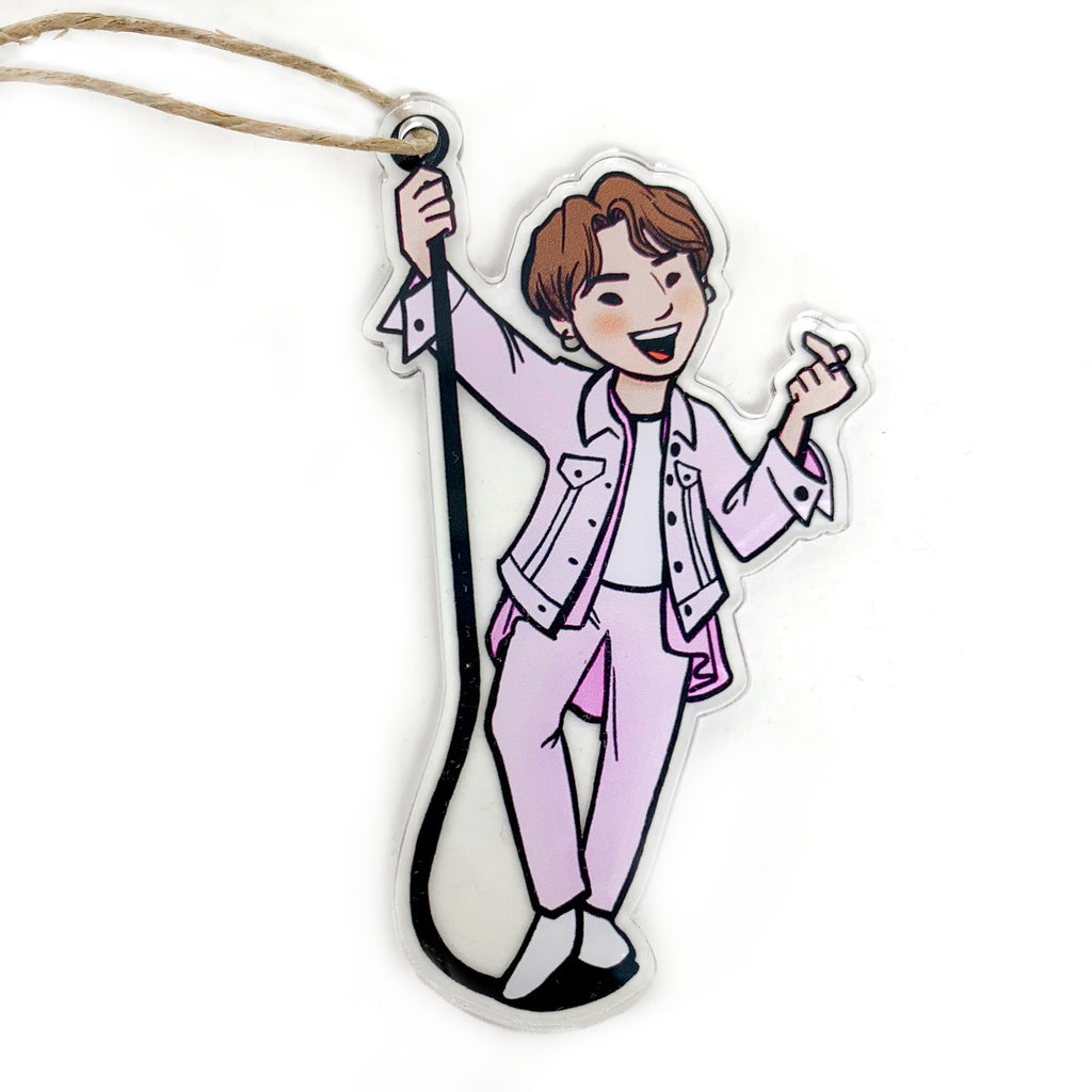 Jungkook Euphoria Holiday Ornament