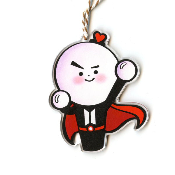 Super ARMY Bomb Holiday Ornament
