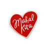 Mahal Kita Iron-On Patch