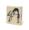 Clink Rubber Stamp
