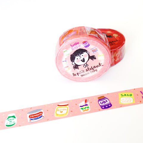 Halo Halo Filipino Washi Tape