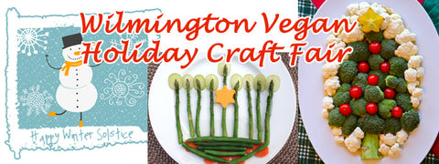 River Organics at the Wilmington Vegan Holiday Craft Fair