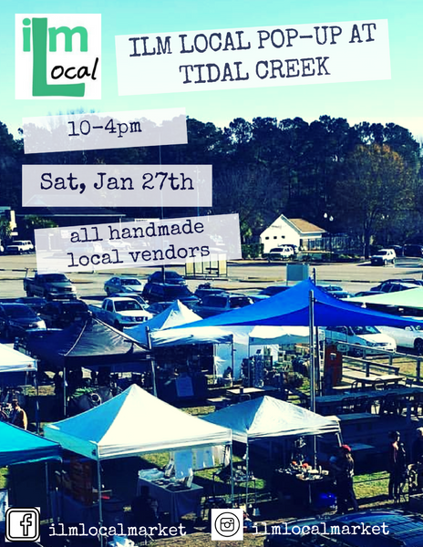 Tidal Creek Co-op Pop Up Market