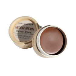 SALE! Eyebrow Wax | Medium Brown + Free Brow Brush River Organics Skincare